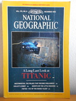 NATIONAL GEOGRAPHIC Vol. 170, no.6 december 1986