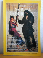 NATIONAL GEOGRAPHIC Vol. 172, no. 4 october 1987