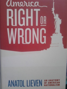 America, right or wrong