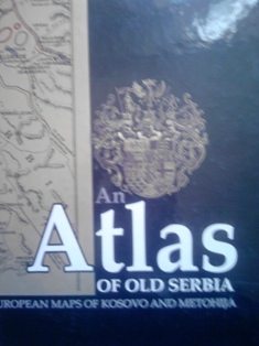 Atlas of old Serbia