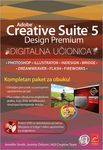 Adobe Creative Suite 5 Design Premium  - digitalna učionica + DVD