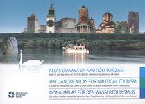 Atlas Dunava za nautički turizam : vodič za one koji plove od 1433. do 845,65. kilometra toka Dunava od Suline : Borislav Vasić