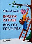 Bonton za đake (Bon ton for pupils)