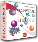 Caca u metrou CD - audio knjiga