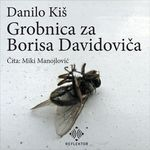 Grobnica za Borisa Davidoviča - audio knjiga za download