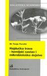 Hajdučka trava - hemijski sastav i mikrobiološko dejstvo : Tanja Perutić