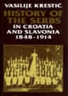 History of the Serbs in Croatia and Slavonia