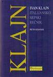 Italijansko-srpski rečnik : Ivan Klajn