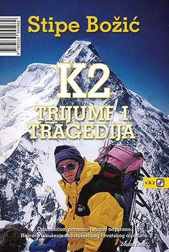 K2 - Trijumf i tragedija : Stipe Božić
