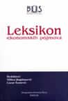 Leksikon ekonomskih pojmova