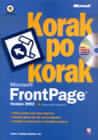 MS FrontPage 2002 korak po korak (sa CD-om) : grupa autora