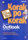 MS Outlook 2002 Korak po korak (sa CD-om)