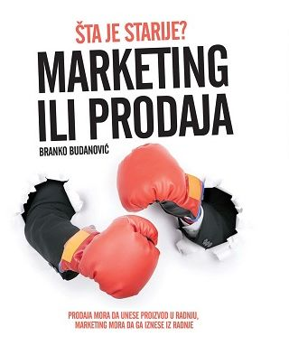 Šta je starije? Marketing ili prodaja