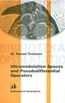 Ultramodulation Spaces and Pseudodifferential Operators
