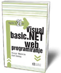 Visual Basic .NET Web programiranje za 21 dan