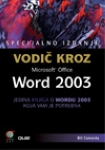 Vodič kroz Microsoft Office Word 2003 (CD)