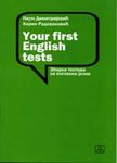 Your First English Tests